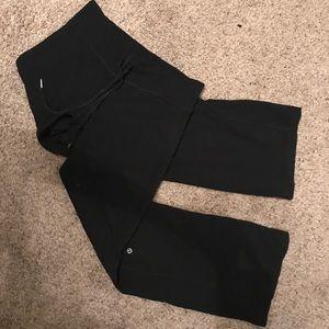 Lululemon Bootcut yoga pants bottoms 10 large